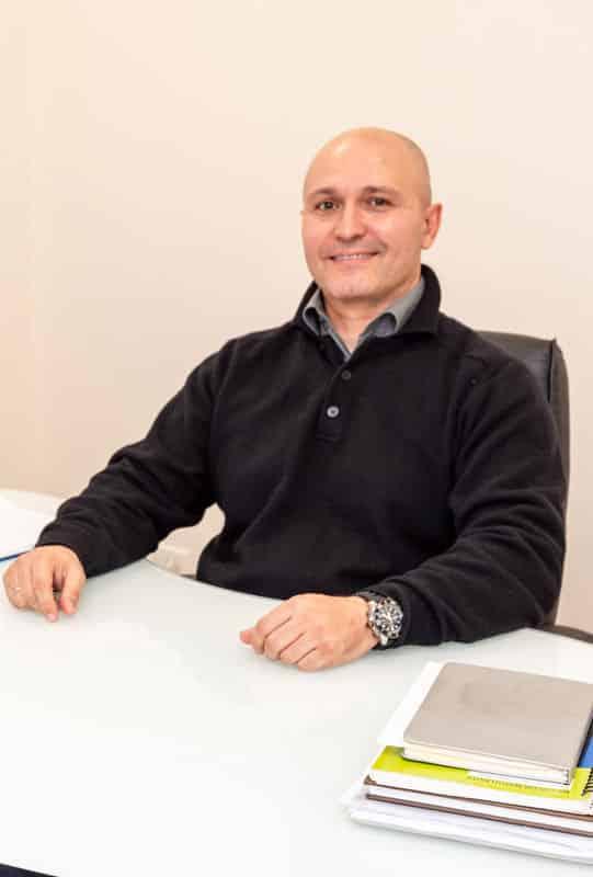 Javier Puente Soto - Coordinador Terapéutico Momento