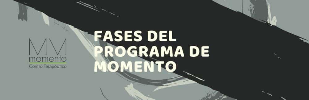Fases del programa de Momento