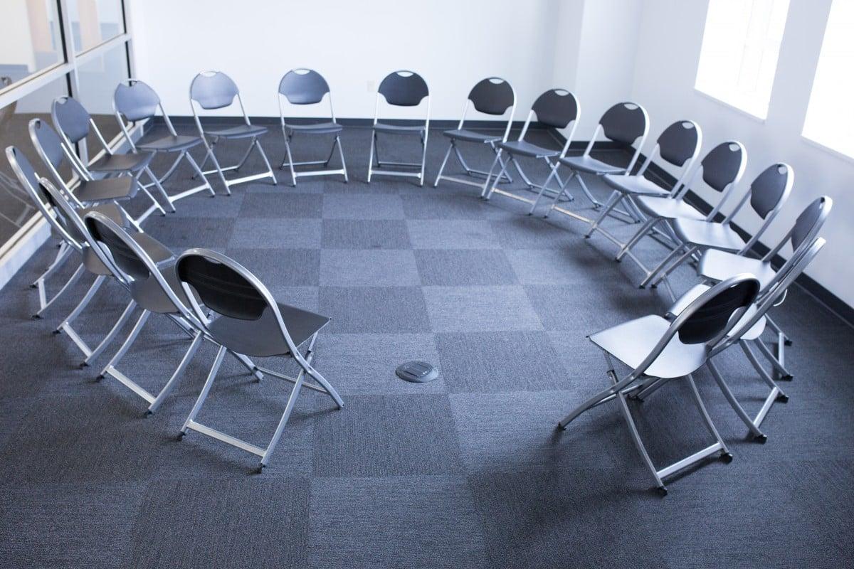 Reunión Narcóticos Anónimos